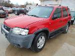 Lot: B9110885 - 2002 FORD ESCAPE XLT CHOICE SUV - KEY / STARTED
