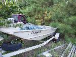 Lot: 4 - 2003 Xpress Boat & Trailer