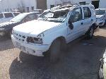 Lot: 4359a - 2002 ISUZU RODEO SUV - KEY