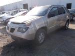 Lot: 4385a - 2003 PONTIAC AZTEK SUV