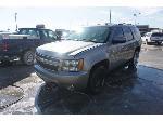 Lot: 02-172036 - 2007 Chevrolet Tahoe SUV - Key / Runs & Drives