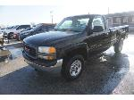 Lot: 04-169280 - 2001 GMC Sierra 2500 Pickup - Key / Runs & Drives