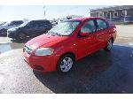 Lot: 06-163195 - 2007 Chevrolet Aveo - Key / Runs & Drives