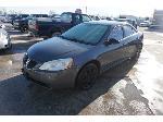 Lot: 10-170766 - 2007 Pontiac G6 - Key / Runs & Drives