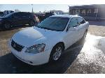 Lot: 11-171216 - 2003 Nissan Altima - Key / Runs & Drives