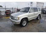 Lot: 19-171196 - 2000 Isuzu Trooper SUV - Key / Runs & Drives