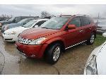 Lot: 23-170147 - 2006 Nissan Murano SUV - Key