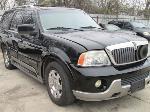 Lot: 03 - 2003 Lincoln Navigator SUV - Key / Started
