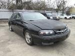 Lot: 12 - 2002 Chevy Impala - Key / Started