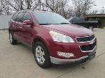 Lot: 13 - 2010 Chevy Traverse SUV - Key / Started
