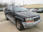Lot: 16 - 2000 Jeep Cherokee SUV - Key / Started