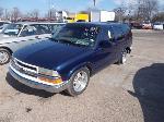 Lot: 4871a - 1999 CHEVY TRAILBLAZER SUV