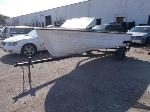 Lot: BBB - BOAT AND TRAILER