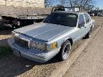 Lot: 86088 - 1992 LINCOLN TOWNCAR
