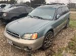 Lot: 86497 - 2002 SUBARU OUTBACK - KEY