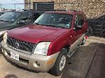 Lot: 6 - 2005 Mercury Mountaineer SUV - Key