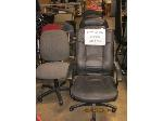 Lot: 704 - (9) ASSORTED OFFICE CHAIRS