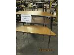 Lot: 713 - (12) TRAPEZOID TABLES