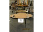 Lot: 715 - (8) ROUND TABLES