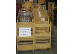 Lot: 724 - (32) WOOD CHAIRS