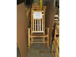 Lot: 731 - (4) ROCKING CHAIRS