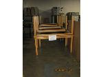 Lot: 735 - (8) WOOD TABLES