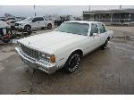 Lot: 5-2544 - 1979 CHEVY CAPRICE - KEY / STARTED