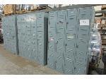 Lot: 33 - (3 Sets) of Lockers
