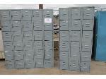 Lot: 54 - (2 Sets) of Lockers