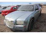 Lot: 74372.FHPD - 2008 CHRYSLER 300 - KEY / STARTS