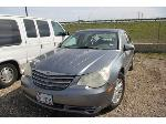 Lot: 74838.MPD - 2007 CHRYSLER SEBRING