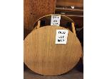 Lot: 6617 - (2) Wooden Tables