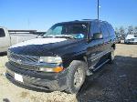 Lot: 0217-03 - 2002 CHEVROLET TAHOE SUV