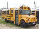 Lot: 07 - 2003 International Handicap School Bus - Key