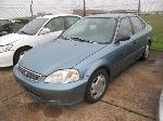 Lot: 2-EQUIP#004027 - 2000 HONDA CIVIC GX-A - CNG