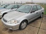 Lot: 4-EQUIP#004136 - 2000 HONDA CIVIC GX-A - CNG