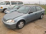 Lot: 39-EQUIP#004043 - 2000 HONDA CIVIC GX-A - CNG