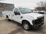 Lot: 226-EQUIP#101015 - 2010 FORD F-250 UTILITY TRUCK