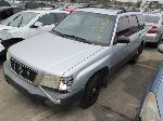 Lot: 2001978 - 2002 SUBARU FORESTER SUV - KEY*