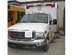 Lot: T100 - 2003 Ford F350 Ambulance