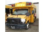 Lot: T122 - 2009 Ford Mid Bus School Bus