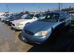 Lot: 16-172886 - 2007 Ford Taurus