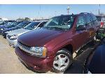 Lot: 28-173303 - 2007 Chevrolet Trailblazer SUV