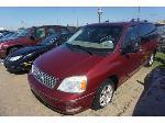 Lot: 30-172971 - 2006 Ford Freestar Van
