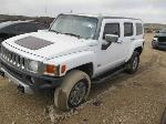 Lot: G 12-180256 - 2008 HUMMER H3 SUV - KEY / STARTS