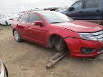 Lot: G 18-276007 - 2010 FORD FUSION SE