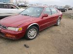 Lot: G 21-297493 - 1996 HONDA ACCORD