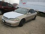 Lot: G 30-001421 - 2001 HONDA ACCORD LX