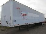 Lot: G 33-234374 - 1994 WABASH SMOOTH SIDE CAN TRAILER