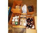 Lot: 02-23793 - Plates, Cups, Mugs, Glasses, Keurig Machine
